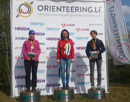 Puikus mūsų merginų pasirodymas Lietuvos čempionate