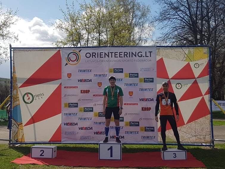 Lietuvos OS bėgte čempionatas sprinte ir mišriose estafetėse (rezultatai)
